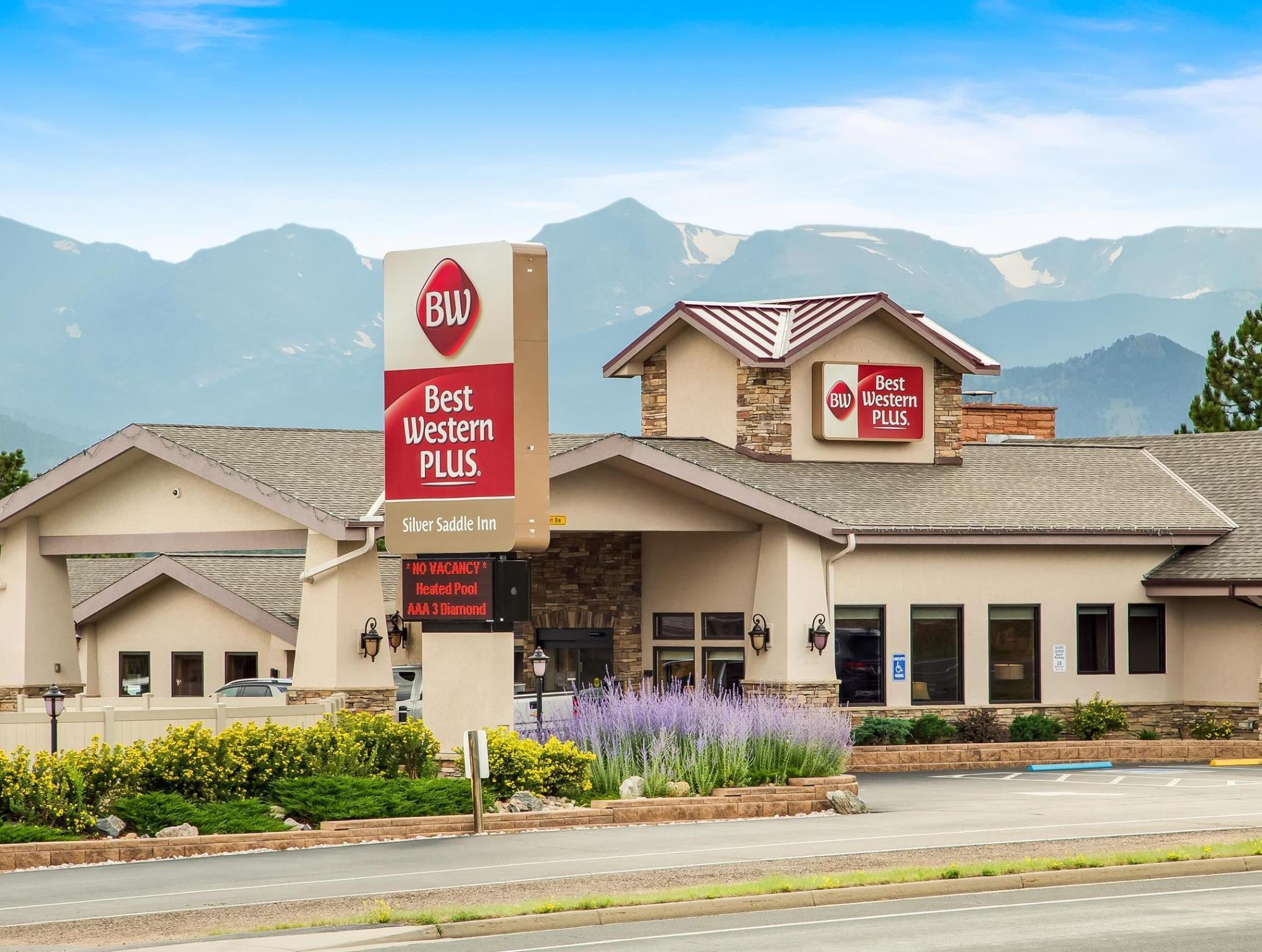 Best Western Plus Silver Saddle Inn