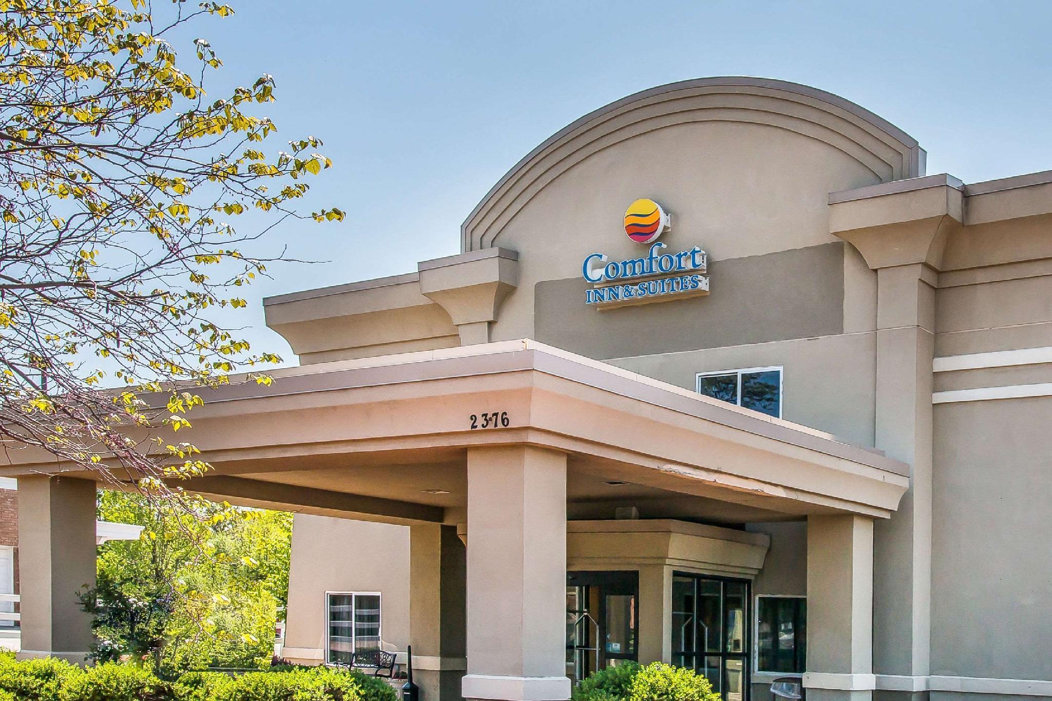 Quality Inn And Suites Ann Arbor Hwy 23