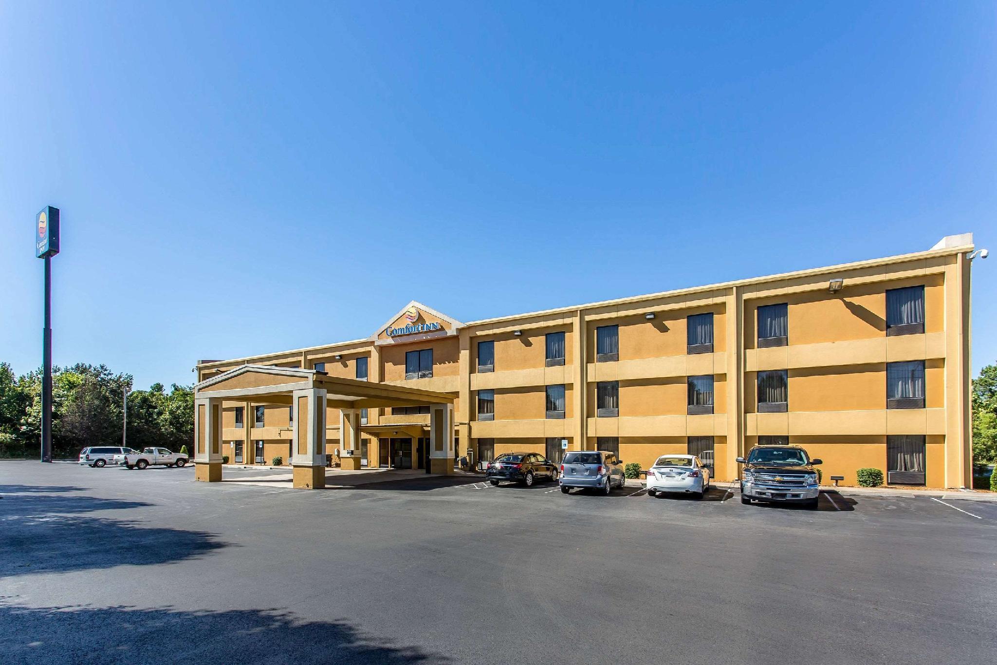 Comfort Inn Paducah I 24