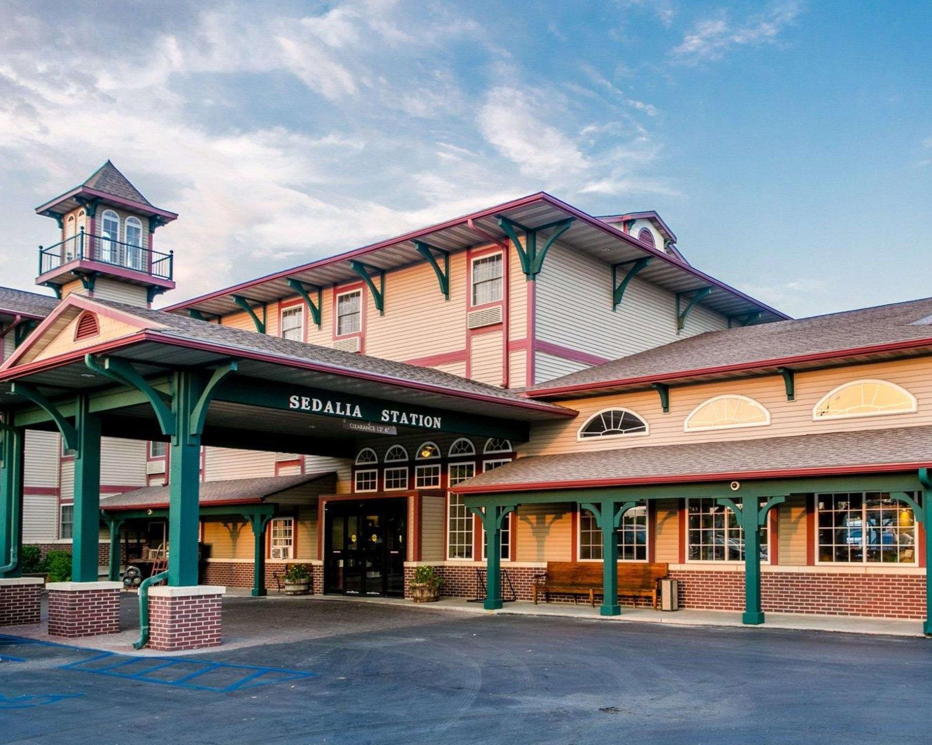 Comfort Inn Sedalia Station Sedalia