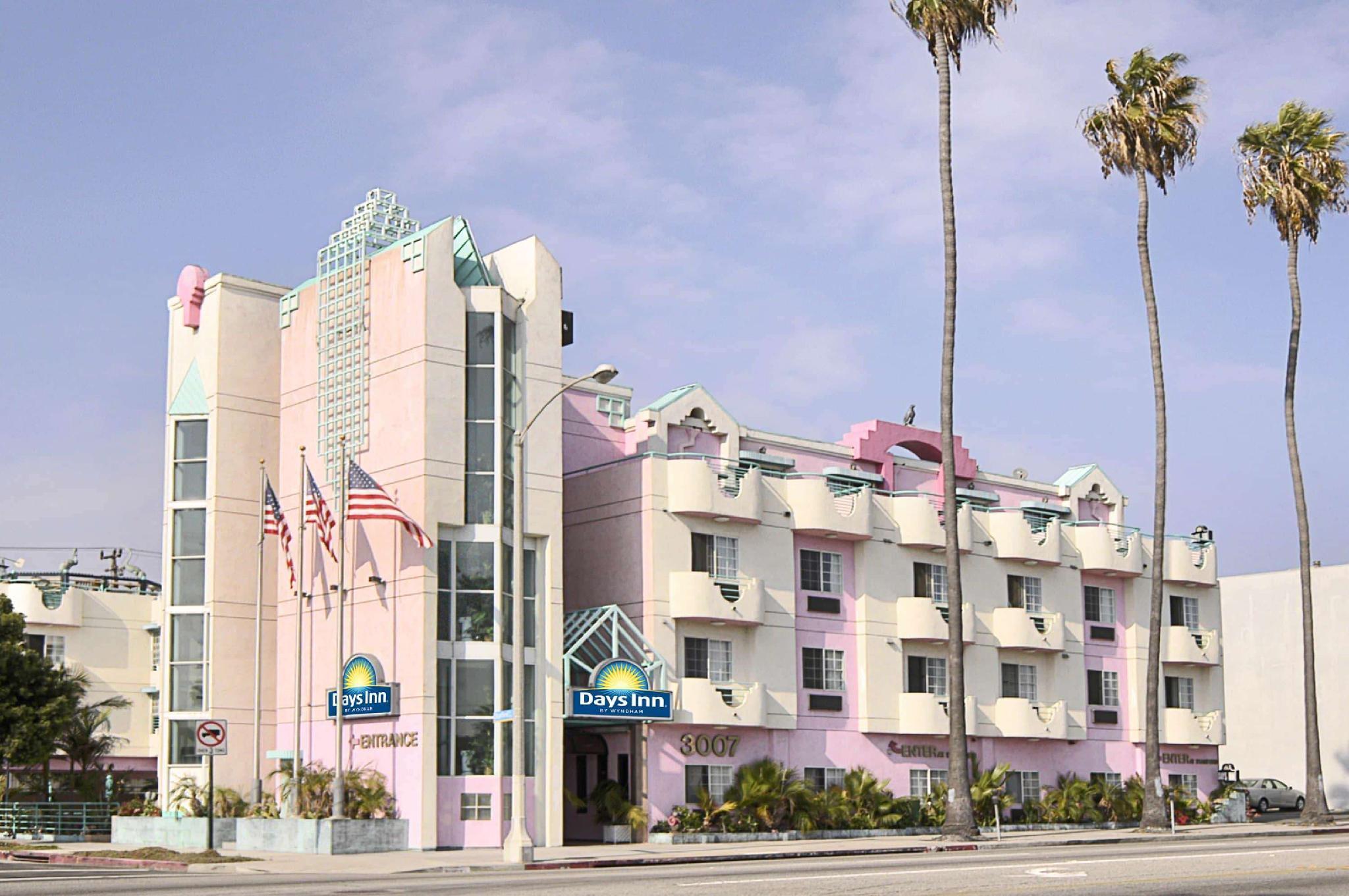 Days Inn By Wyndham Santa Monica Los Angeles