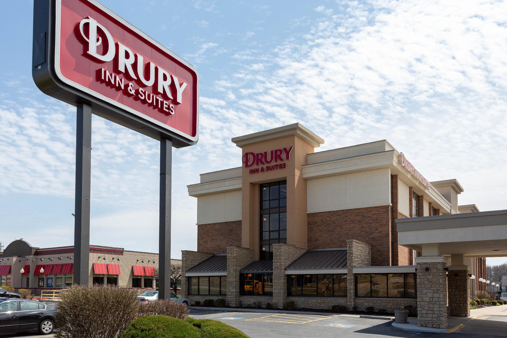 Drury Inn And Suites Kansas City Shawnee Mission