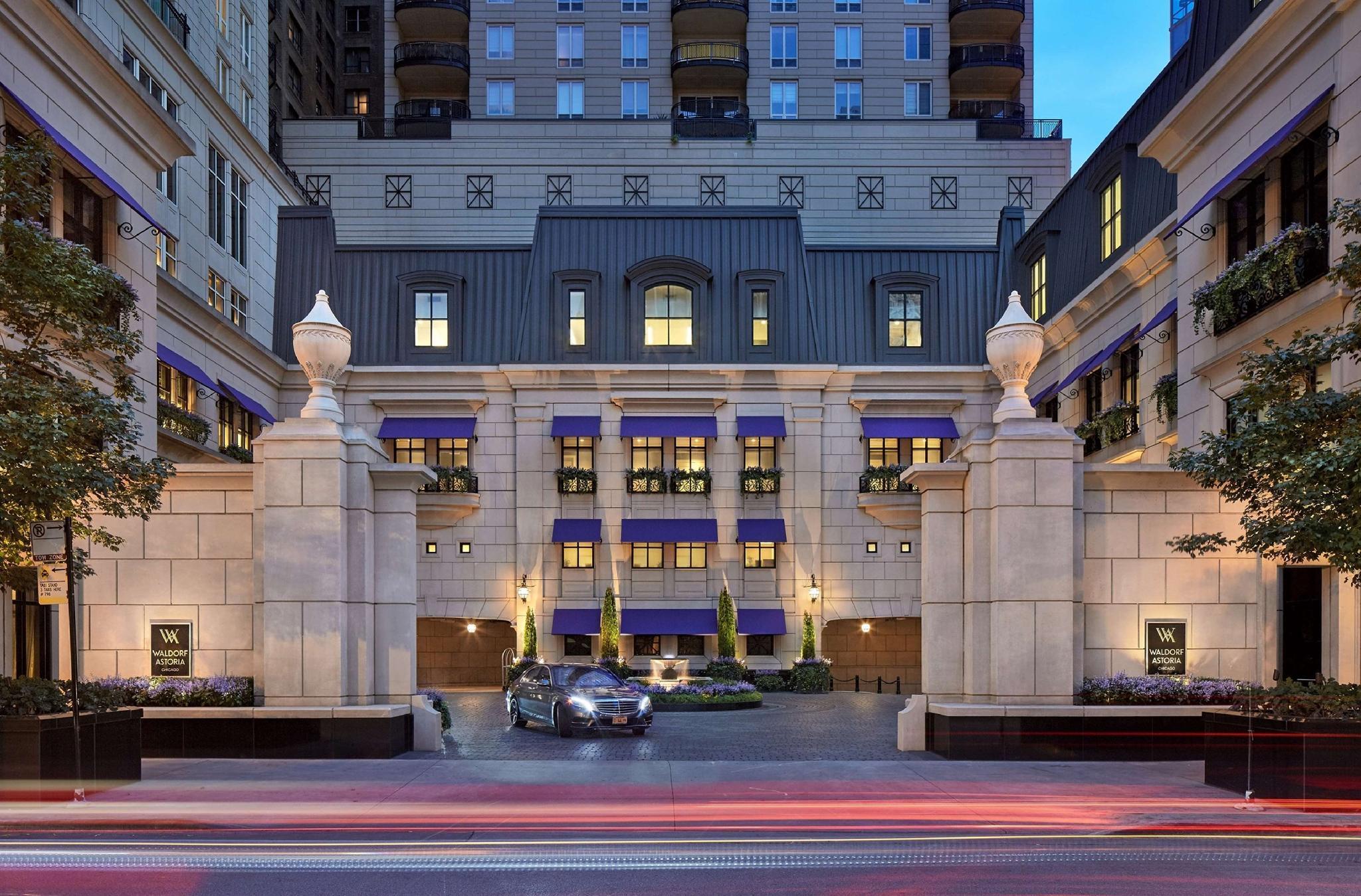 Waldorf Astoria Chicago Hotel