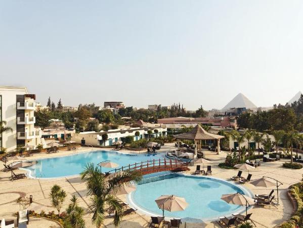 Cairo Pyramids Hotel - Steigenberger Giza