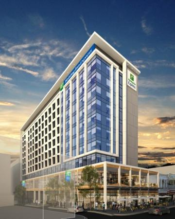 Holiday Inn Express Adelaide Hindley Street Adelaide