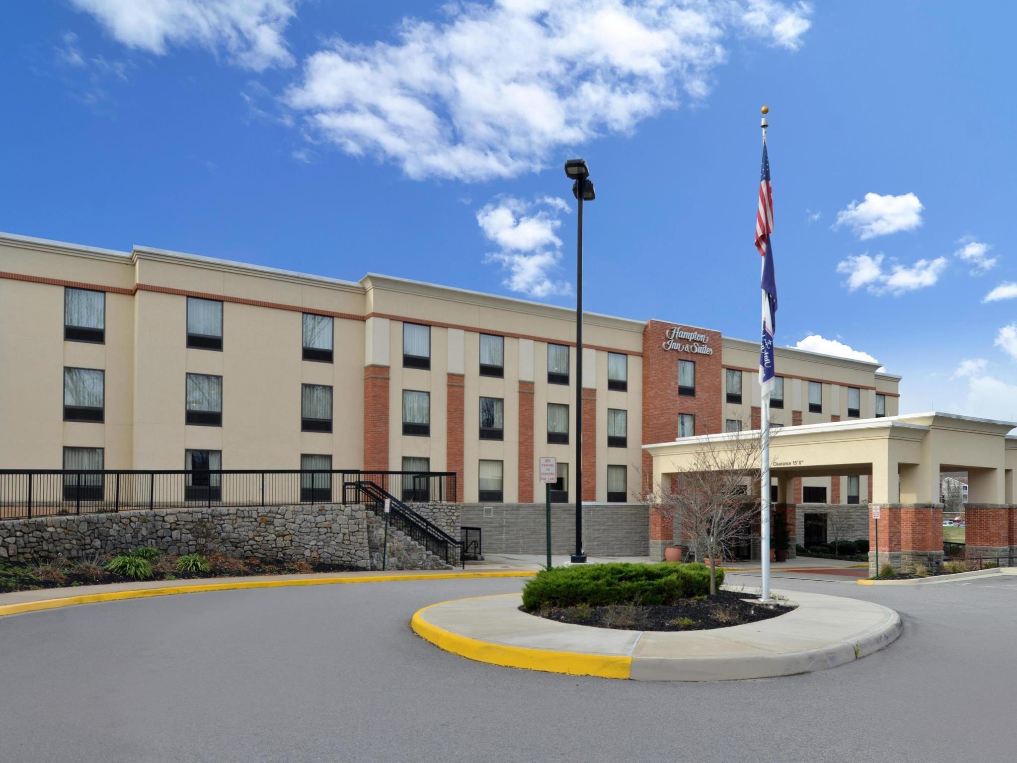 Hampton Inn And Suites Mt. Vernon Belvoir Alexandria South Area