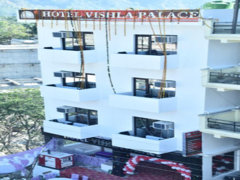 Hotel Vishla Palace Reviews