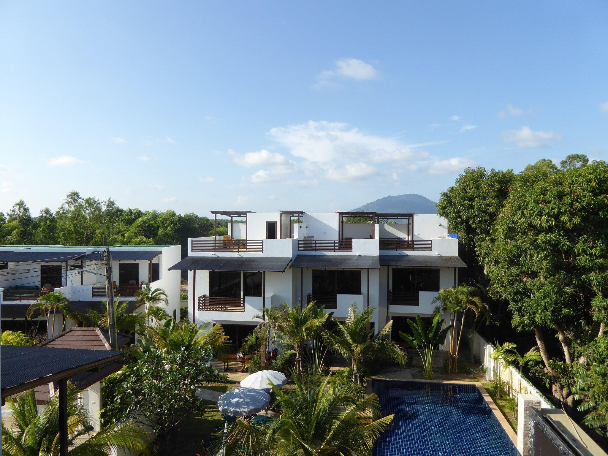 Oasis Garden and Pool Villa at VIP Chain Resort โอเอซิส การ์เดน แอนด์ พูล วิลลา แอท วีไอพี เชน รีสอร์ต