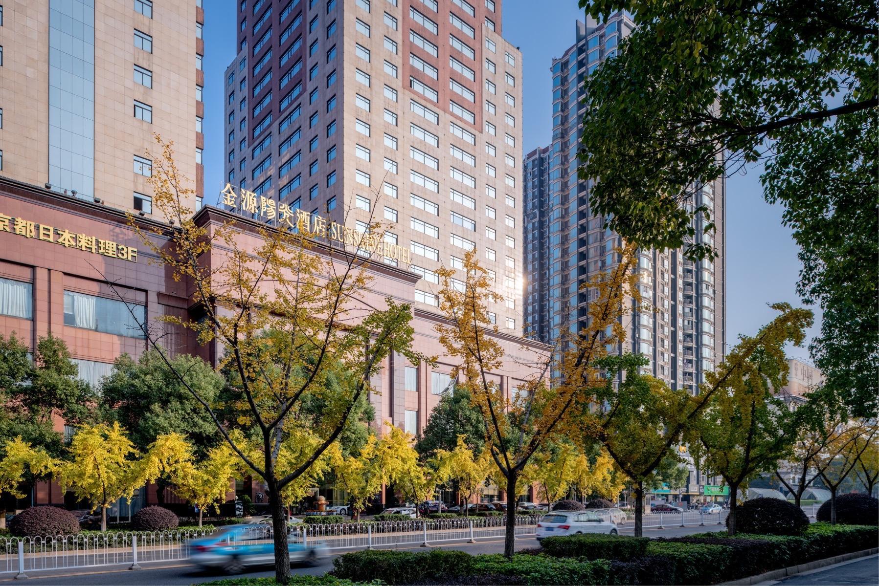 Gold Source Sunshine Hotel