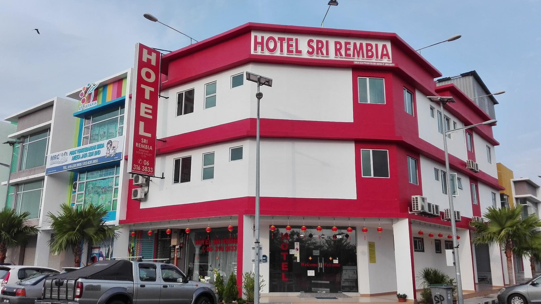 Hotel Sri Rembia