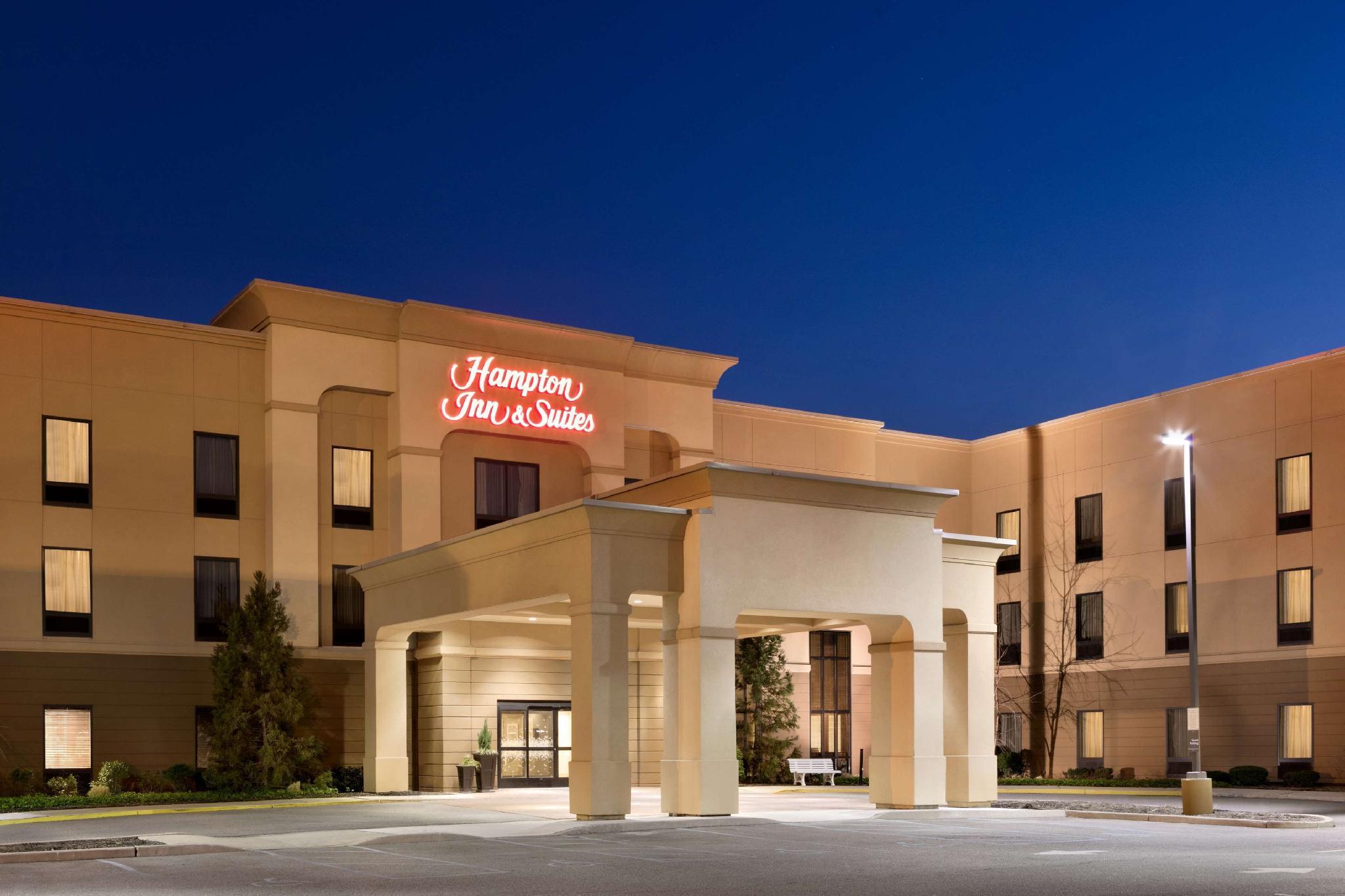 Hampton Inn And Suites Mahwah NJ