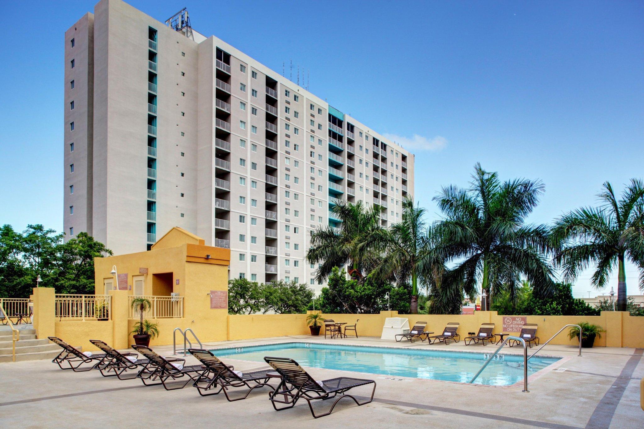 Hampton Inn And Suites Miami Airport South