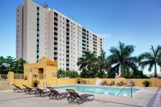 Hampton Inn and Suites Miami Airport South