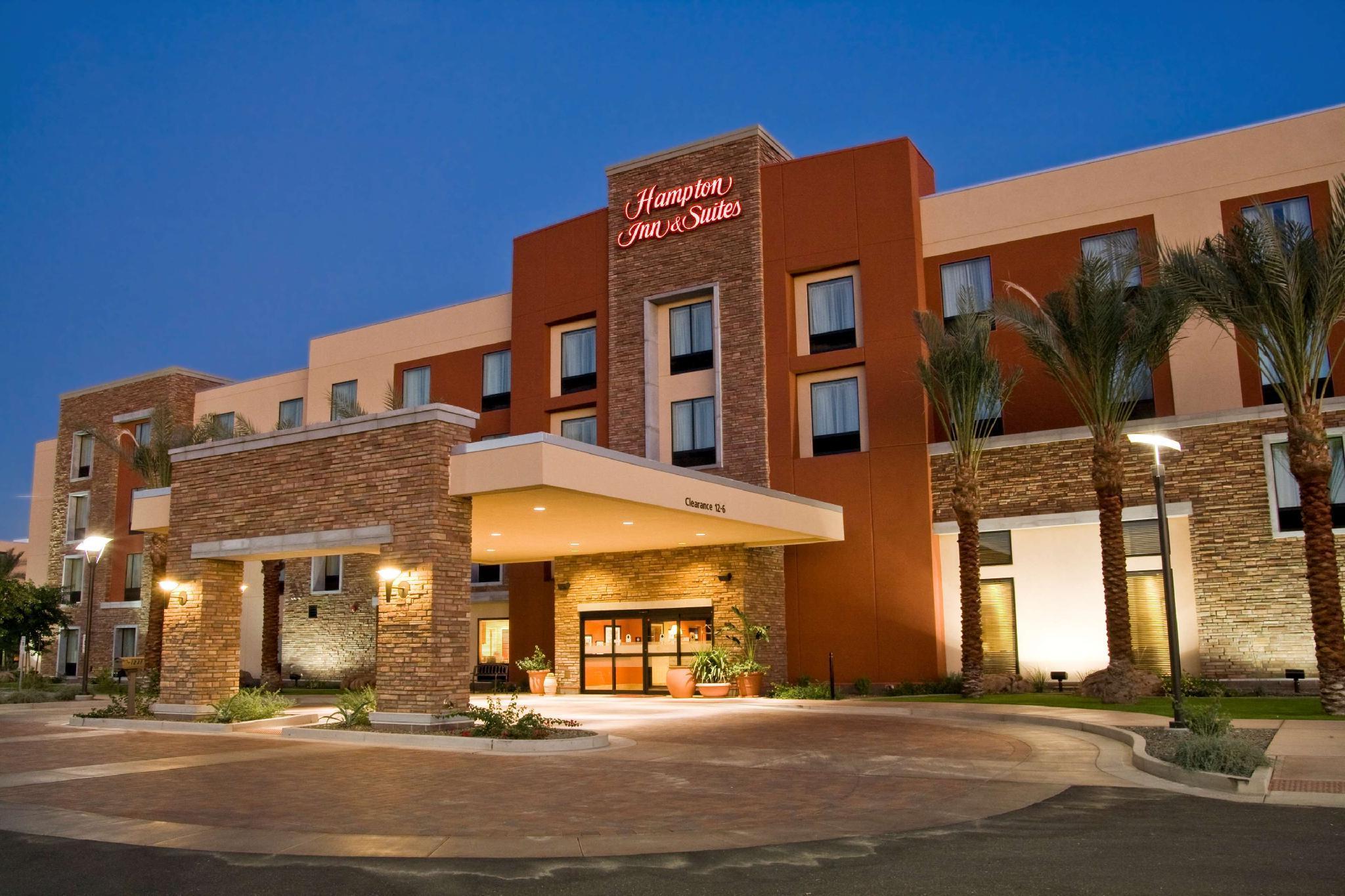 Hampton Inn And Suites Phoenix Chandler Spectrum