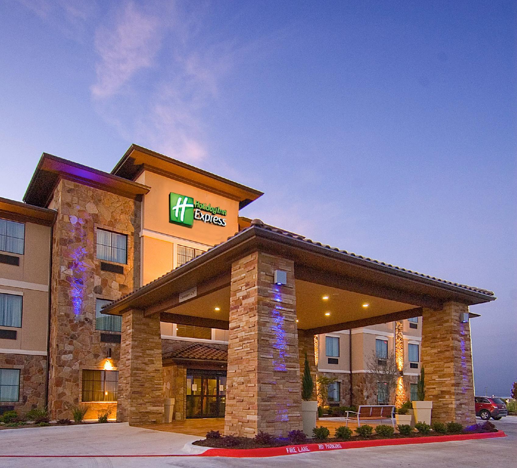 Holiday Inn Express Marble Falls