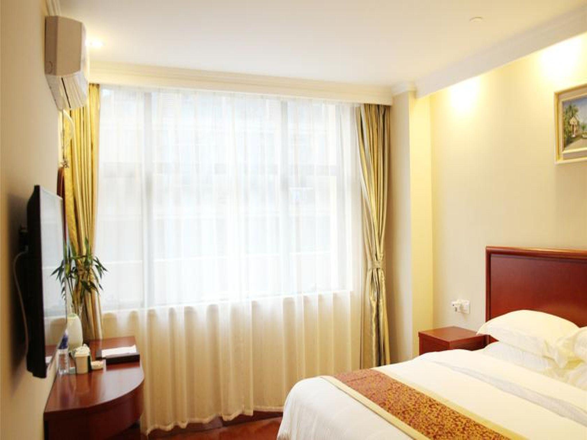 GreenTree Inn Guangde ZhonGYAng Lecheng Business Hotel