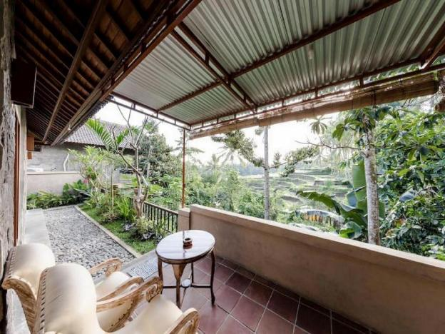 2BR Private villa In a Balinese Home Ubud