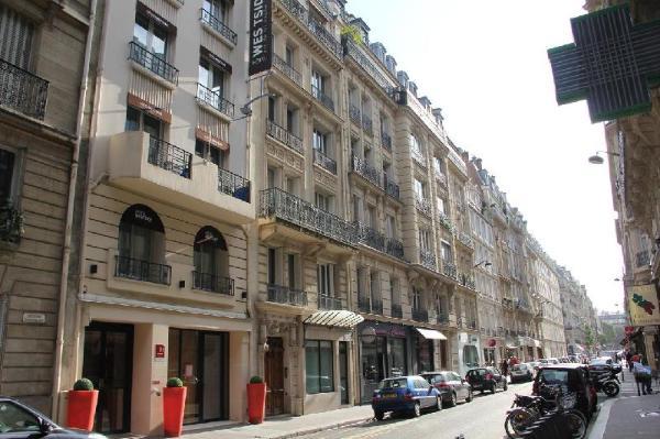 Westside Arc de Triomphe Hotel Paris