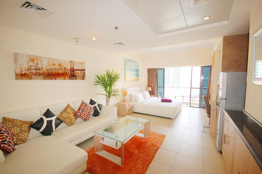 Kennedy Towers Goldcrest Views Studio Apartment