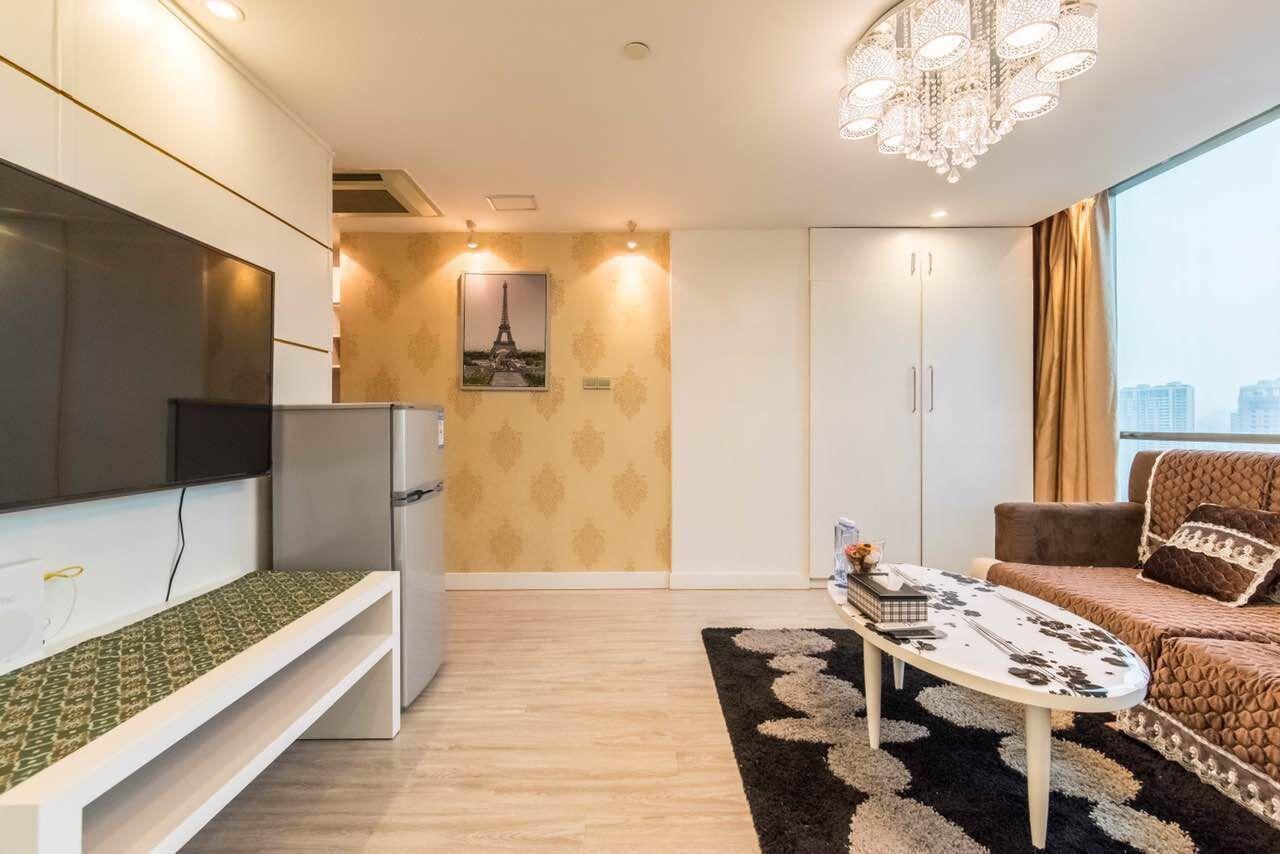 Shanghai Jia Ting International Hotel Apartment