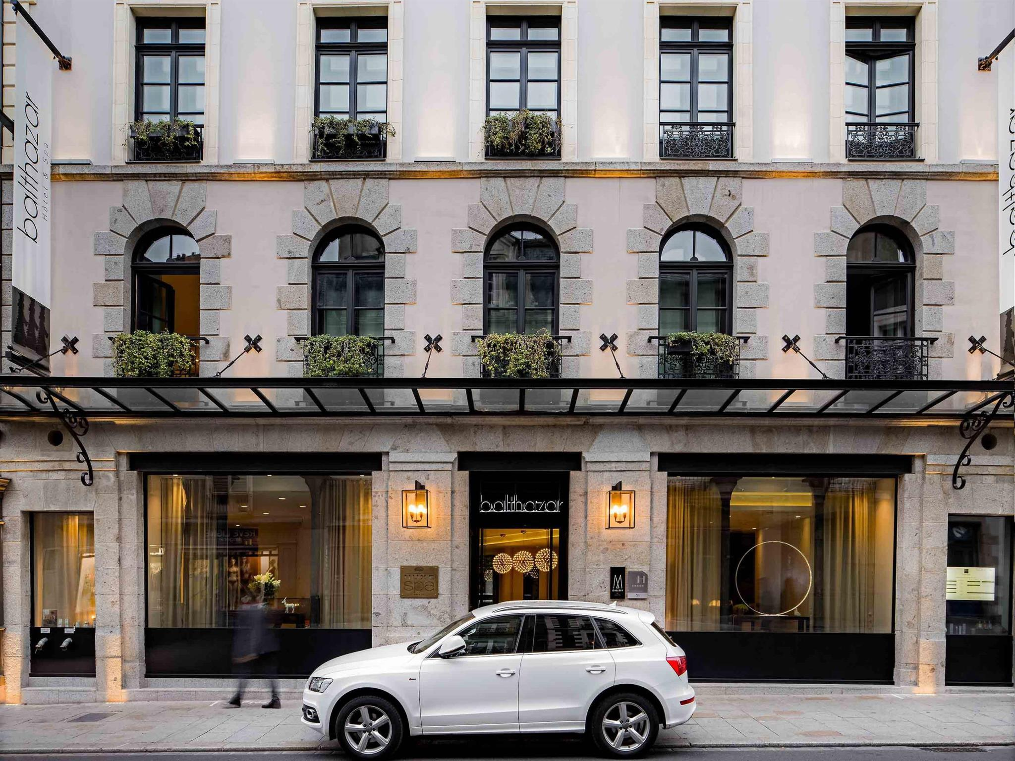 Balthazar Hotel and Spa Rennes - MGallery