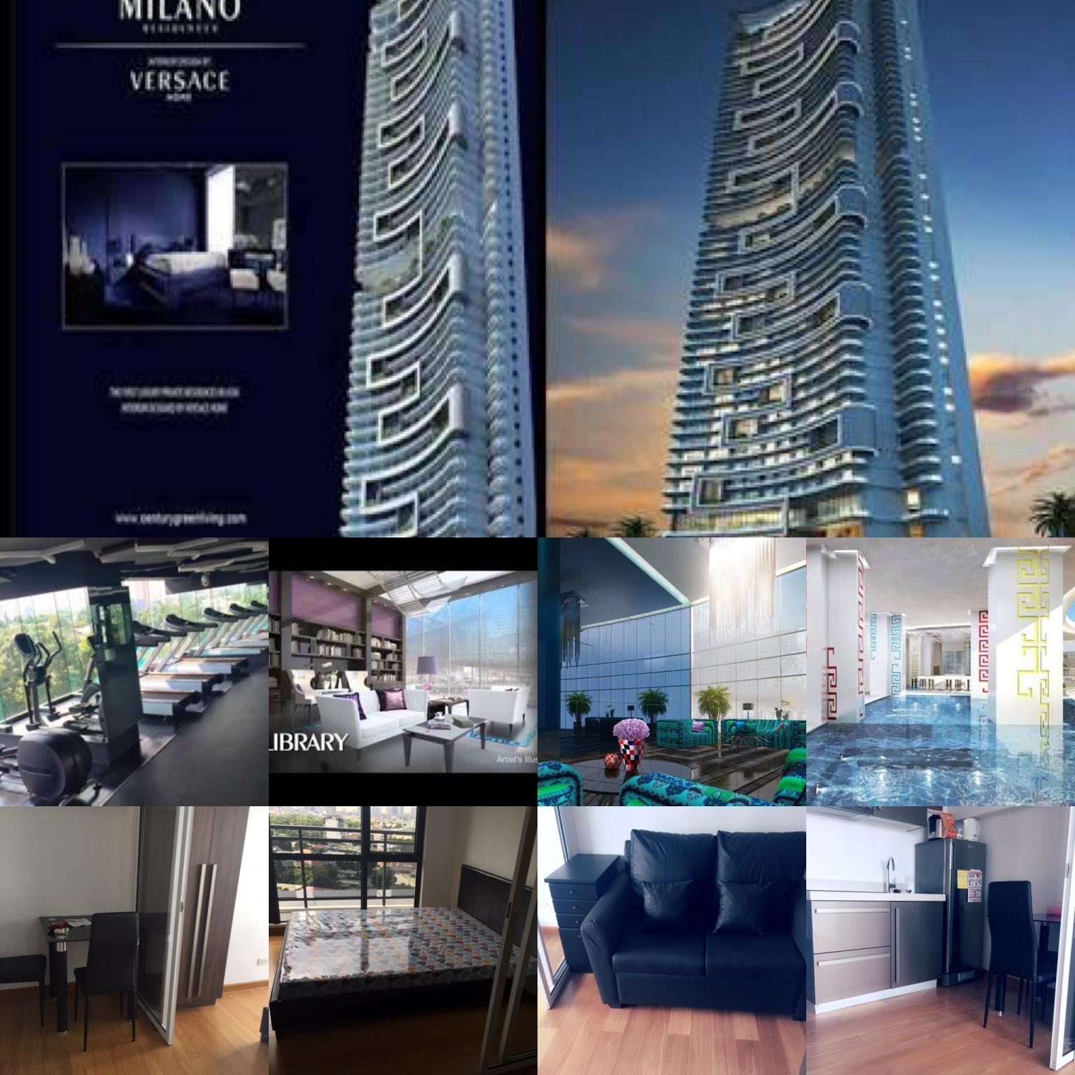 1 Bedroom Milano Residences