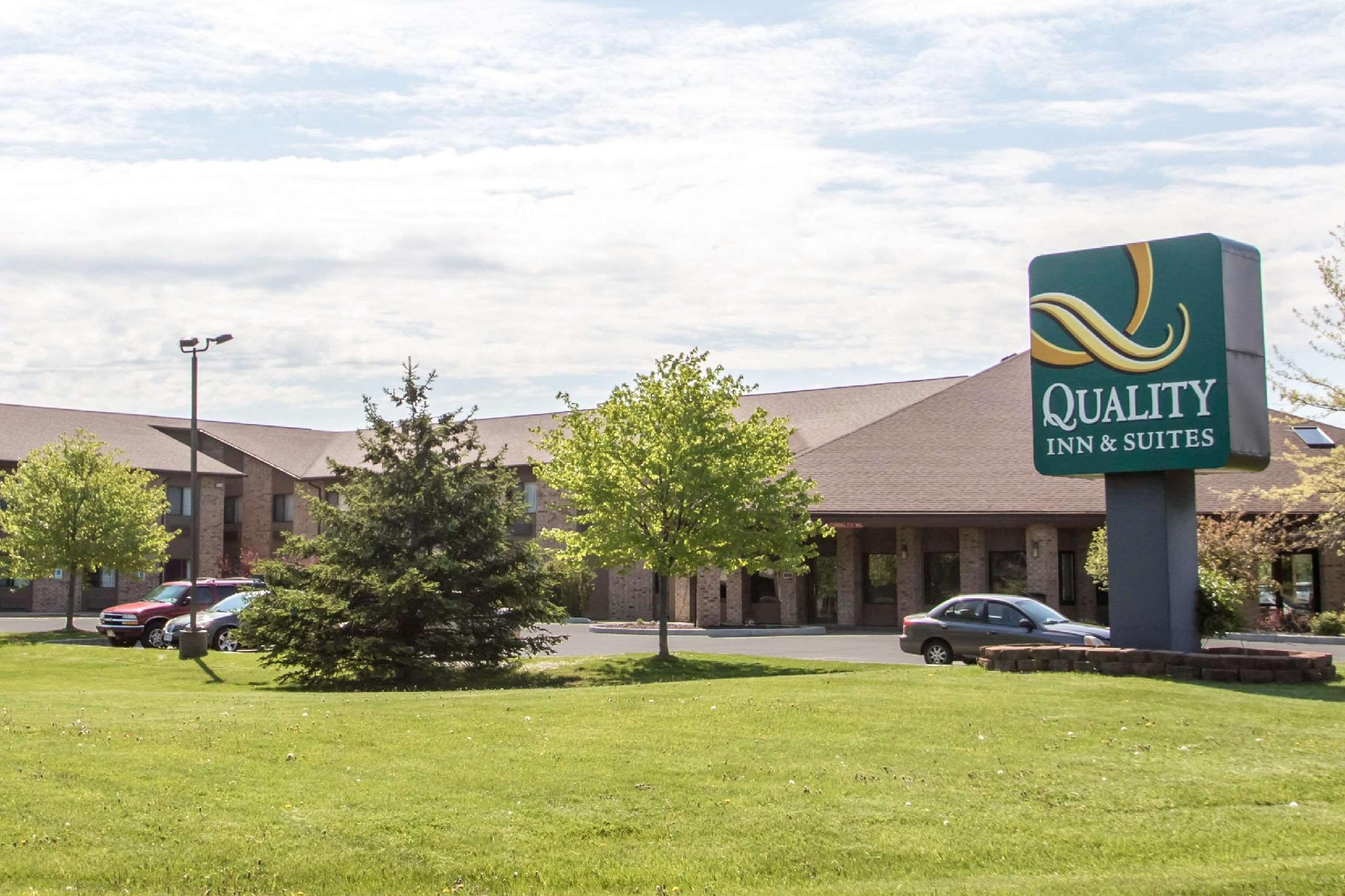Quality Inn And Suites Sun Prairie Madison East