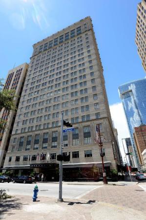 Magnolia Hotel Houston A Tribute Portfolio Hotel Houston