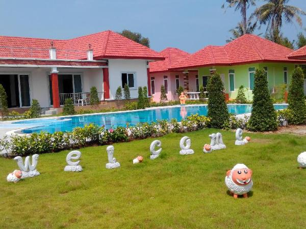 Garden Home Resort and Long Stay Prachuap Khiri Khan