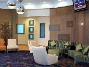 SpringHill Suites St Louis Airport Earth City Hotel