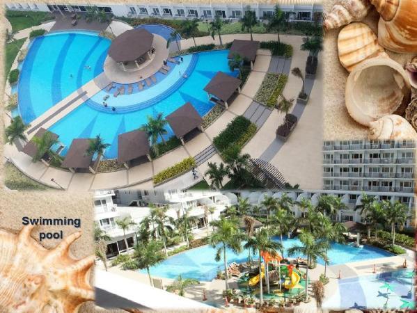 529 Shell Residences -pool view w/ Netflix & cable Manila