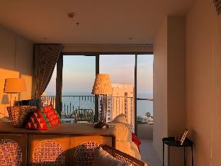 [チャアム ビーチフロント]アパートメント(64m2)| 2ベッドルーム/2バスルーム Entire Apartment 2Bed2Bath @BLU Cha Am Sea View