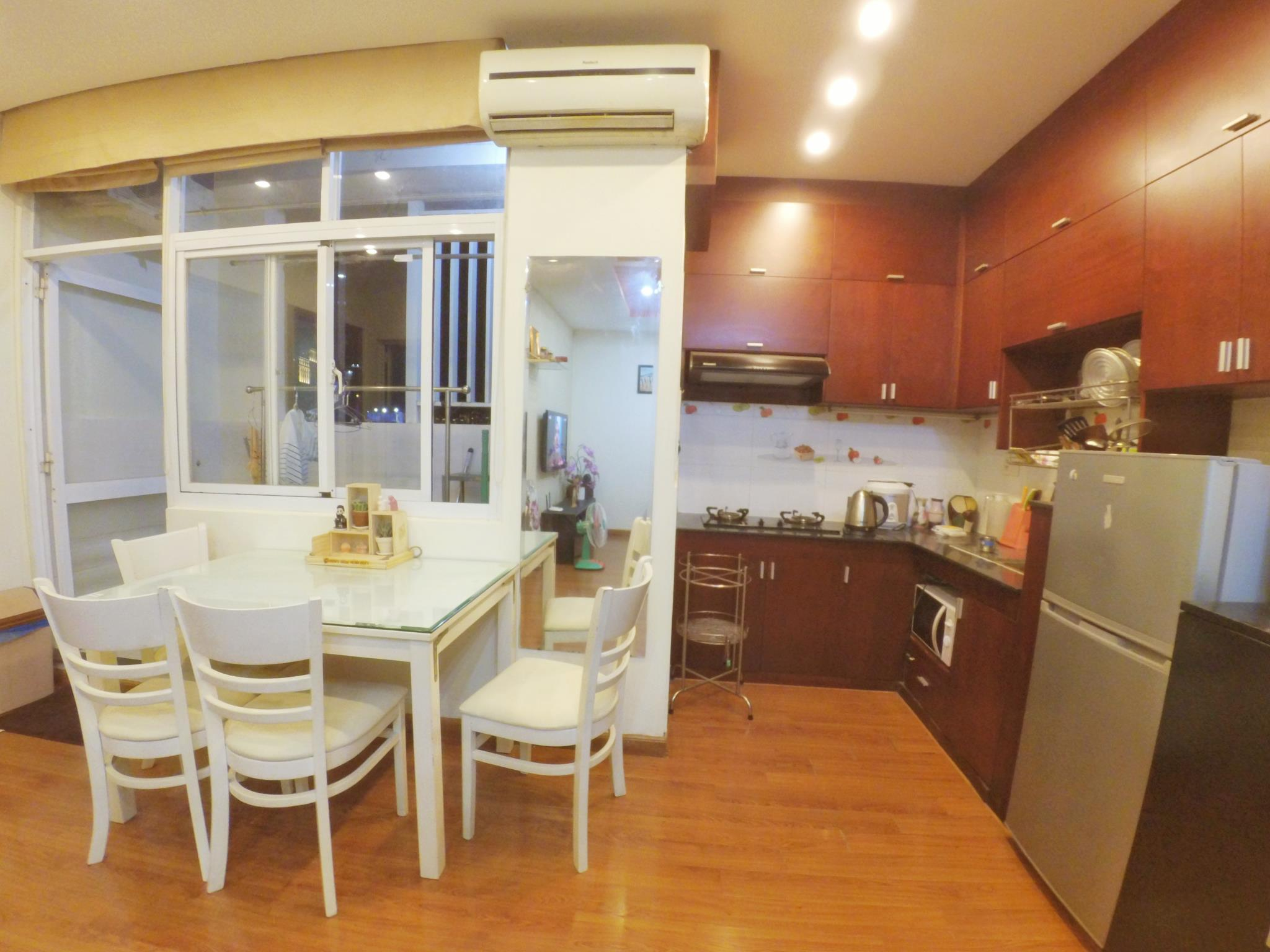 Phong's House Central Apartment