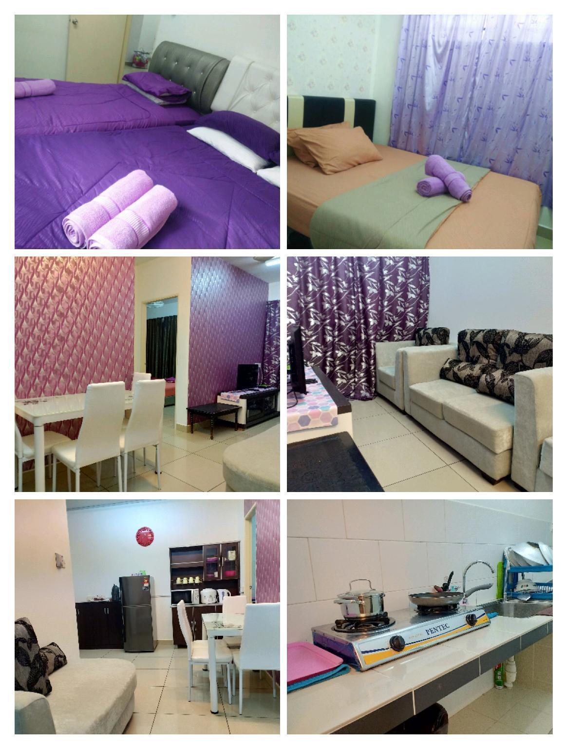 NY Cyber Apartment   2 Room