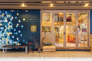 Kinnon Deluxe Hostel Coworking Cafe กินนอน ดีลักซ์ โฮสเทล โคเวิร์คกิ้ง คาเฟ่