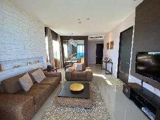 [クレン]アパートメント(110m2)| 2ベッドルーム/2バスルーム Phuphatara Deluxe Sea View Condo, Private beach