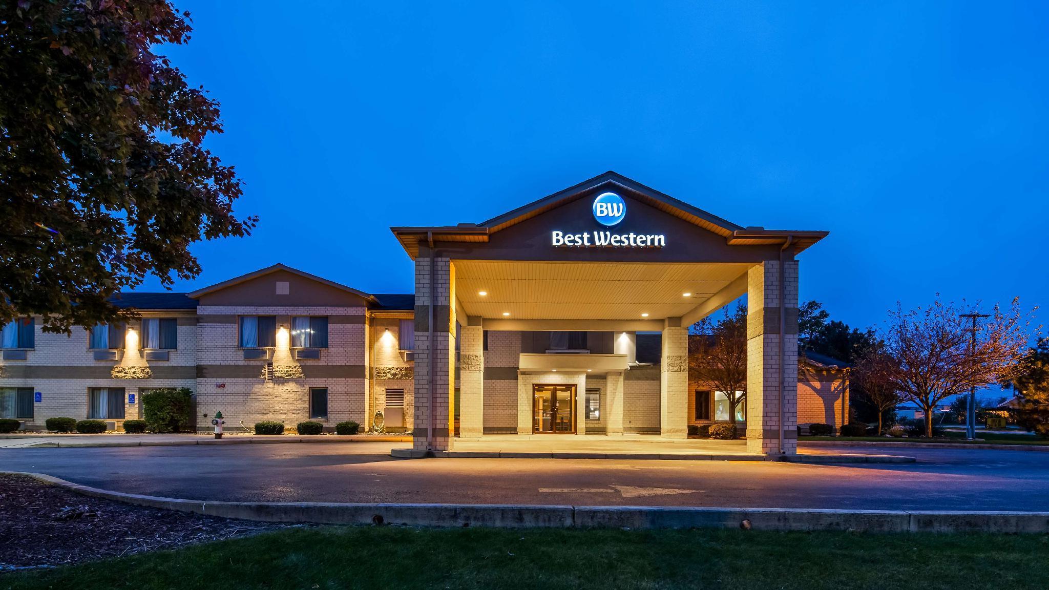 Best Western Fostoria Inn And Suites