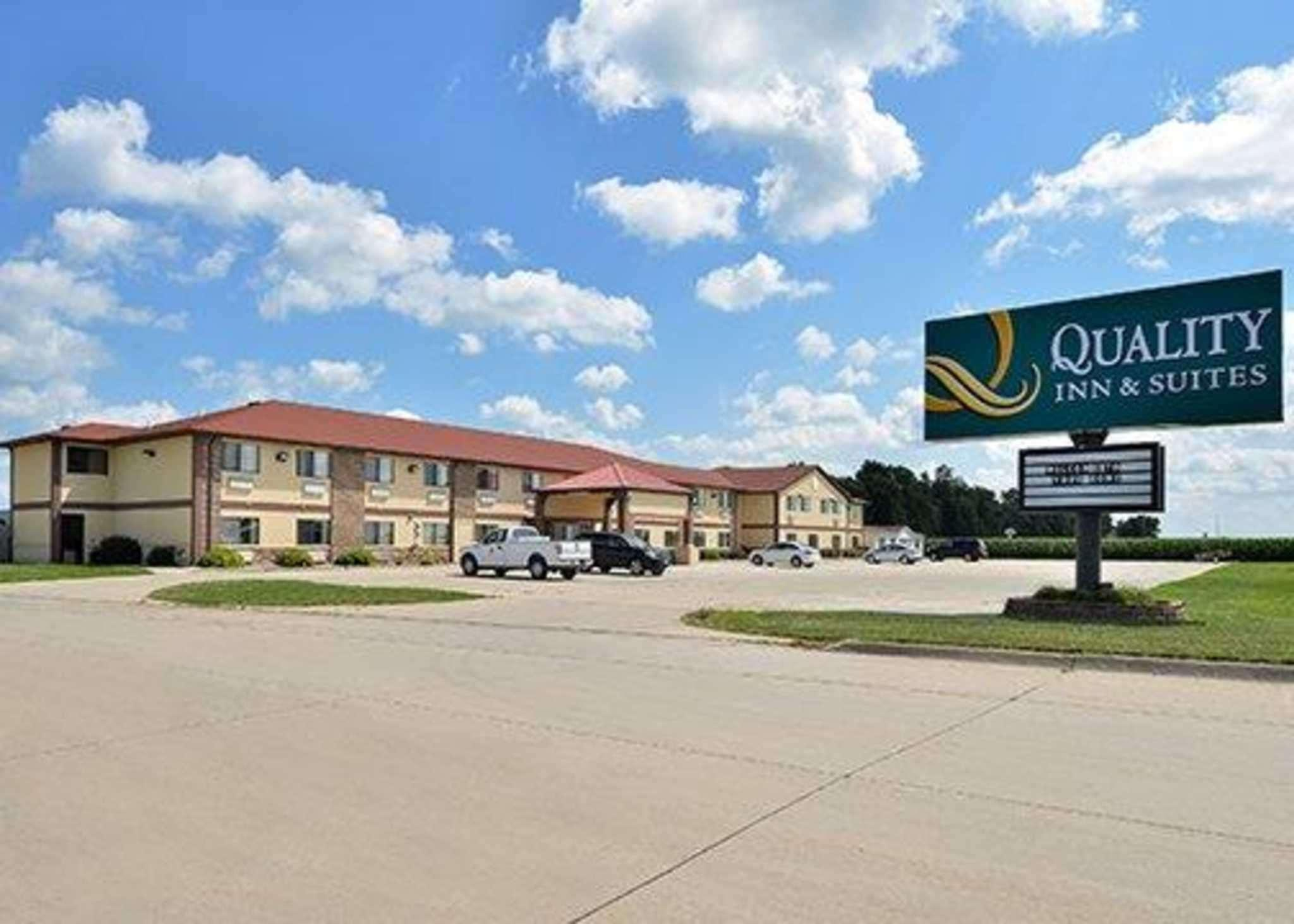 Quality Inn And Suites Grinnell