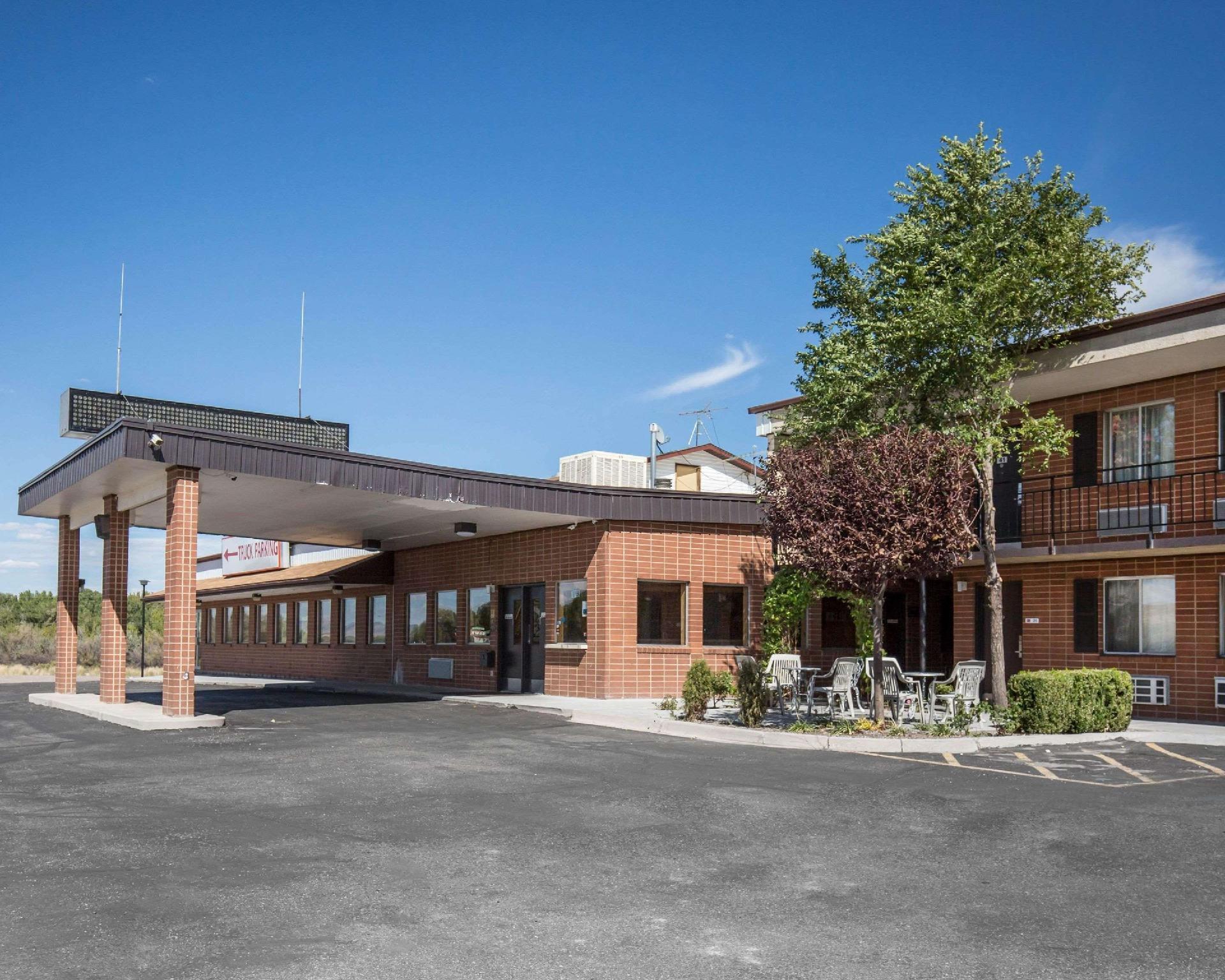 Econo Lodge Salina Scenic Route 89 And I 70