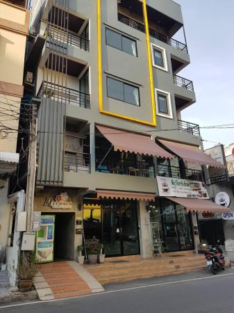 ATCHARA Service Apartment Chonburi