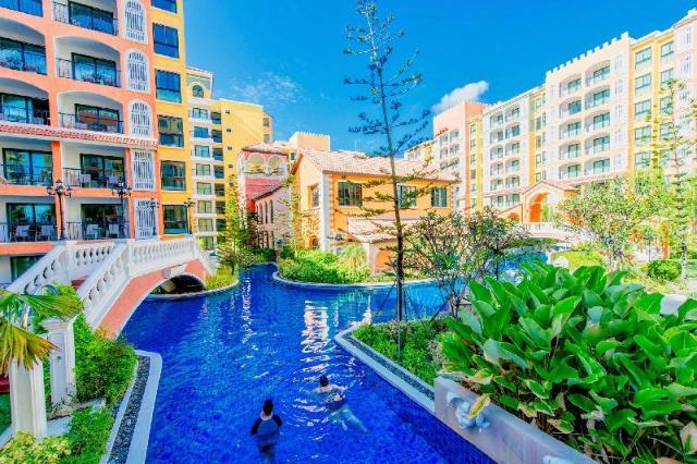 เวเนเชียน รีสอร์ต จอมเทียน – Venetian Resort Jomtien