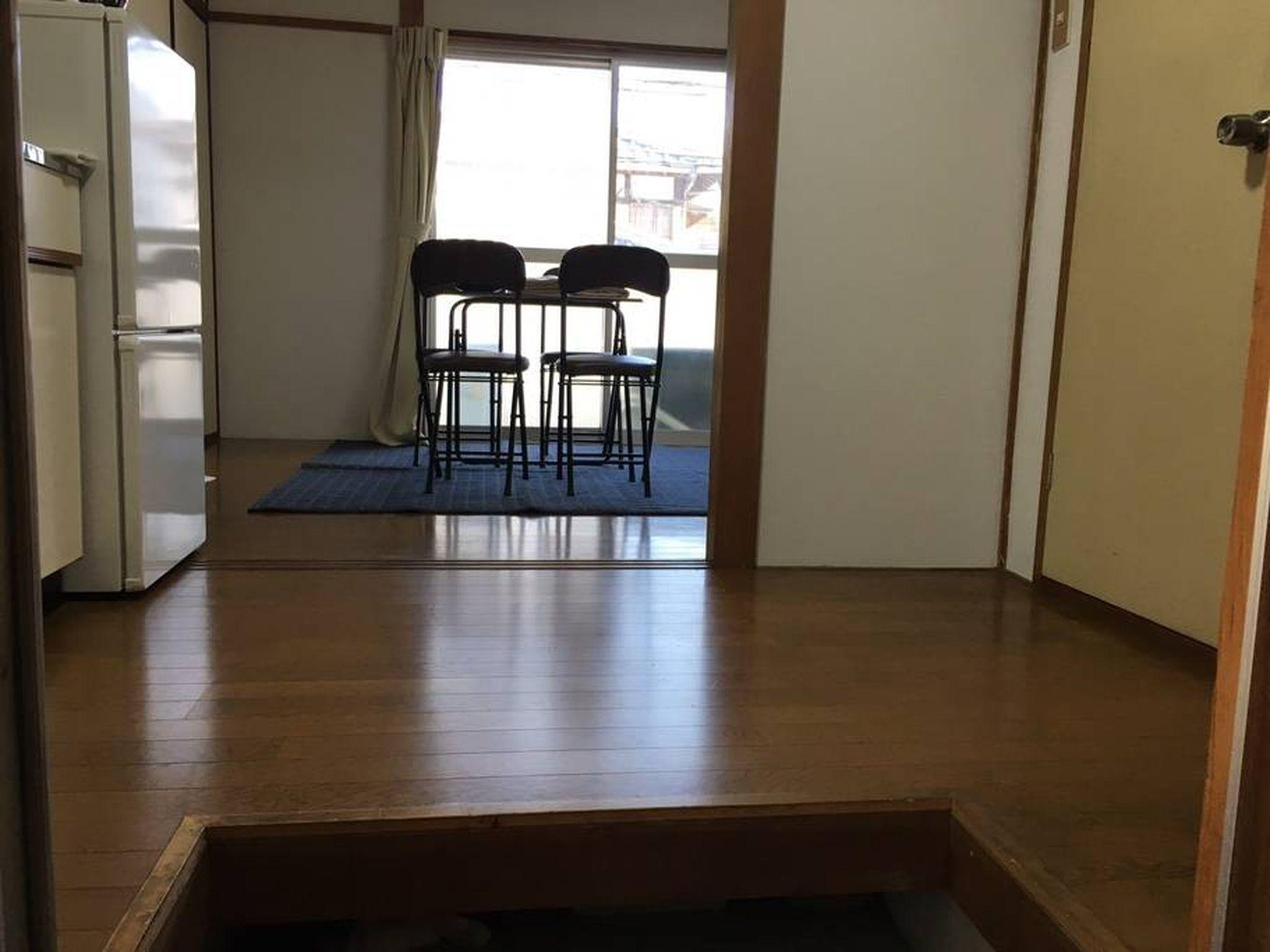 1 Japanese Style Room With Kitchen And Bathroom 2203