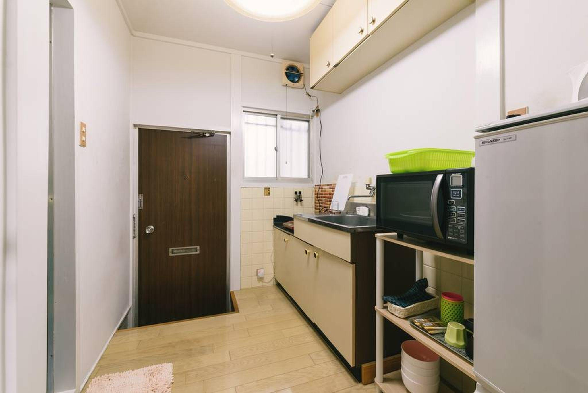 1 Japanese Modern Room With Kitchen And Bathroom 1201