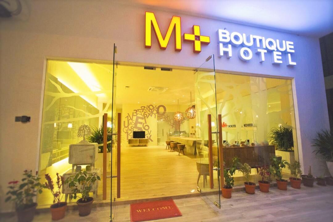 M Plus Boutique Hotel