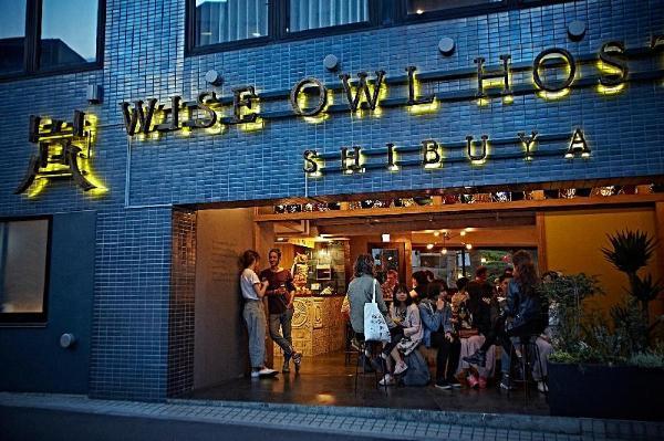WISE OWL HOSTELS SHIBUYA Tokyo