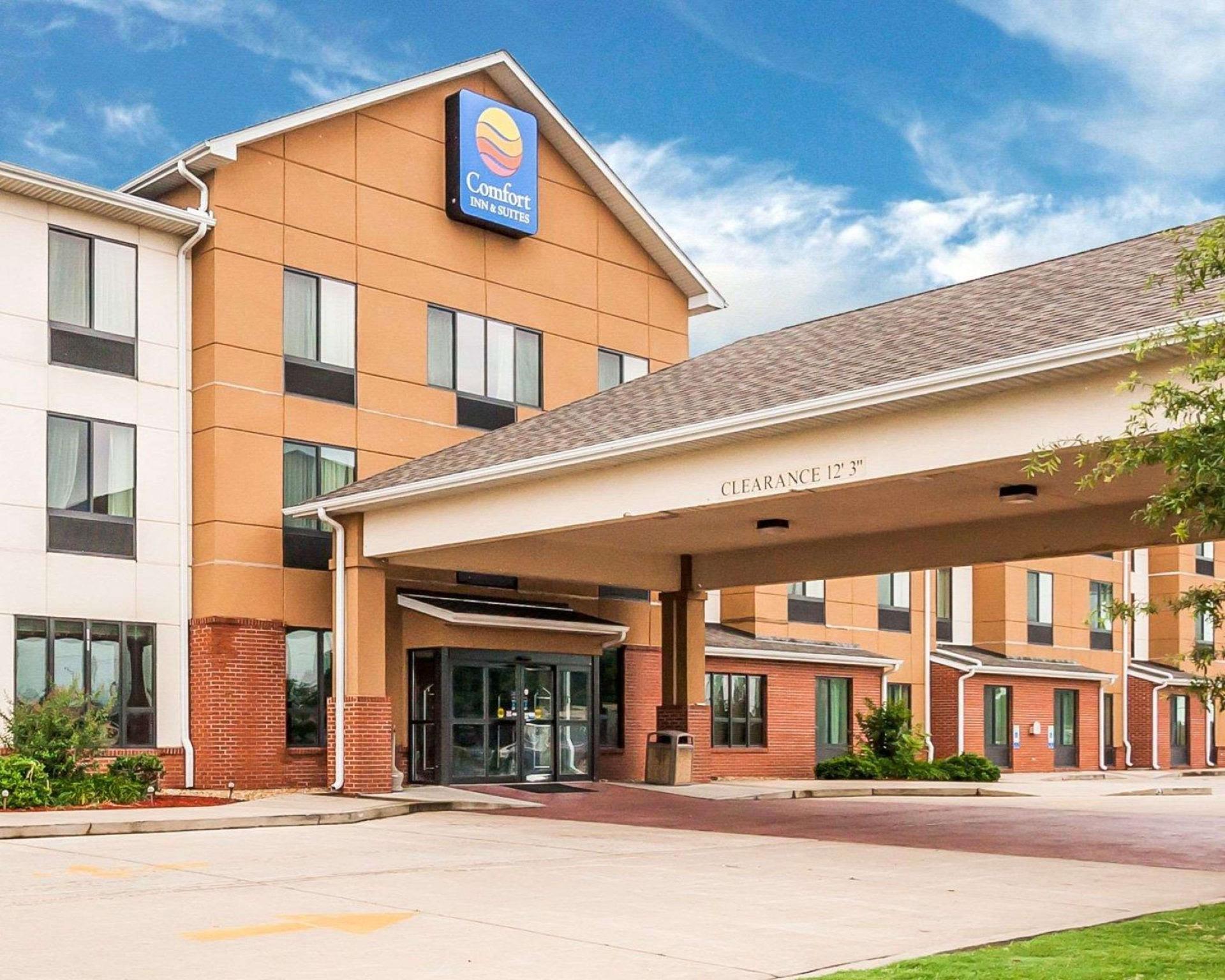 Comfort Inn And Suites Sikeston I 55