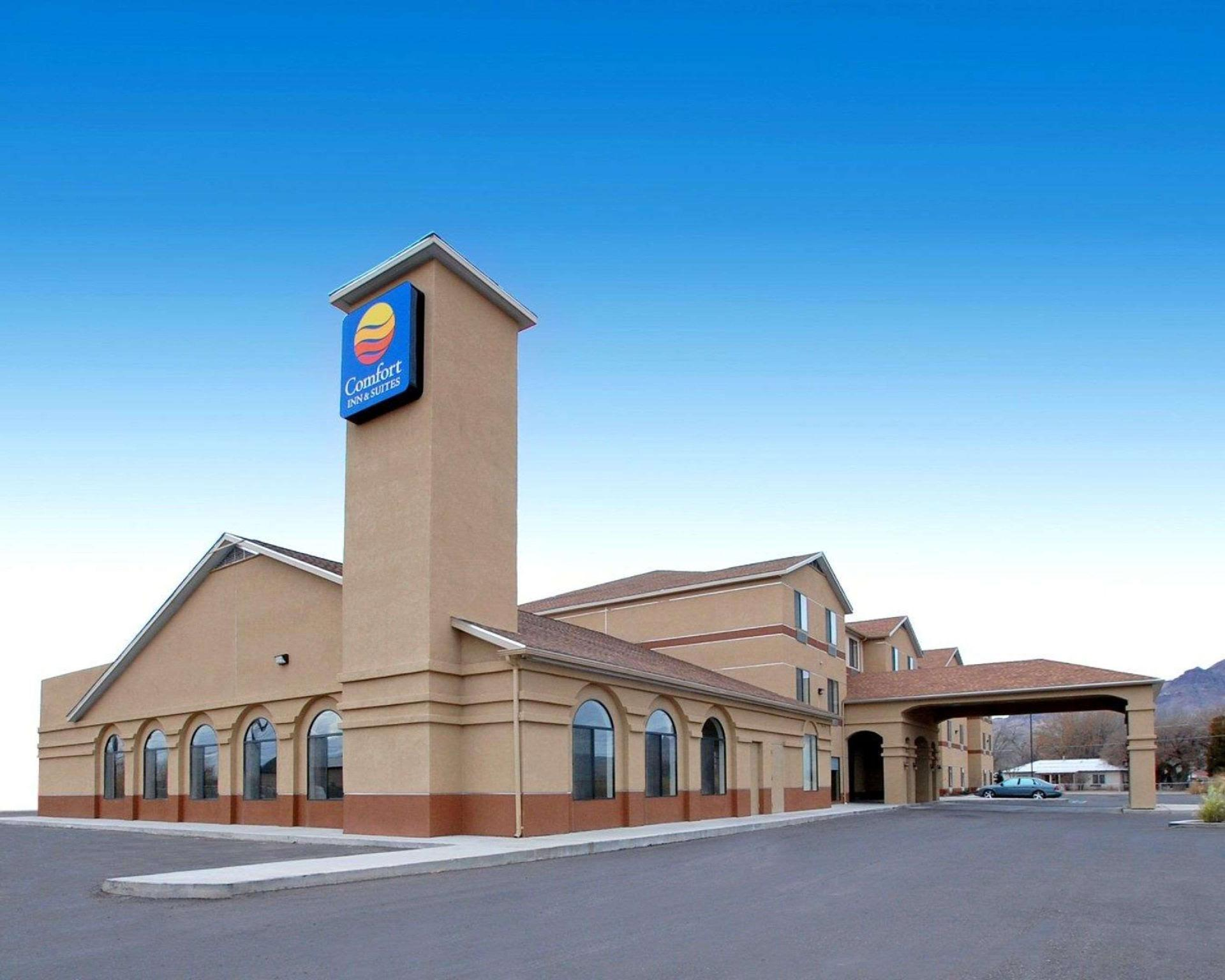 Comfort Inn And Suites Socorro