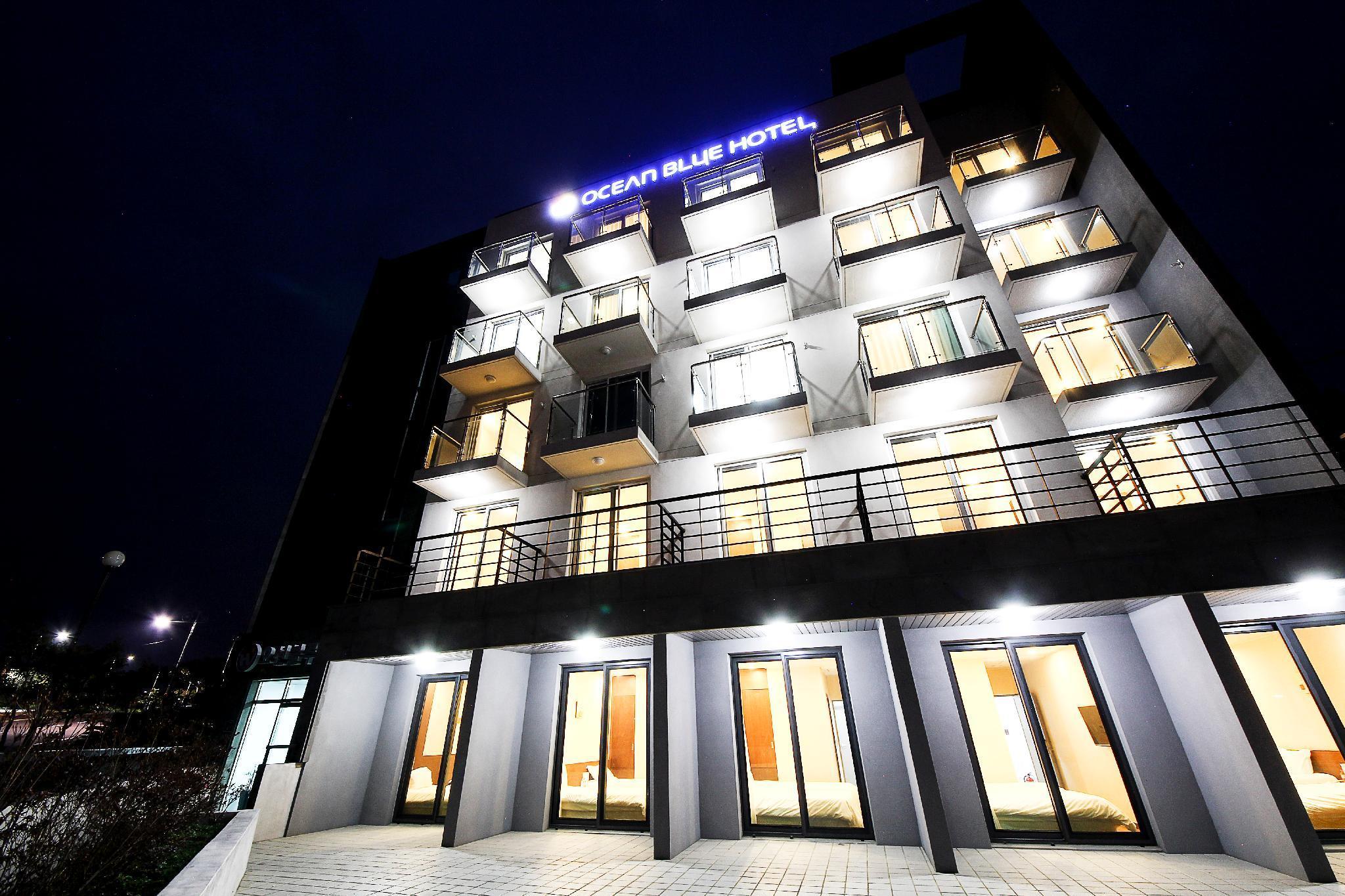 Jungmun Oceanblue Hotel