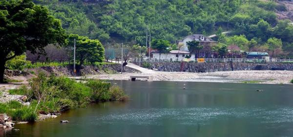 Bandi Hwangto Pension Miryang-si
