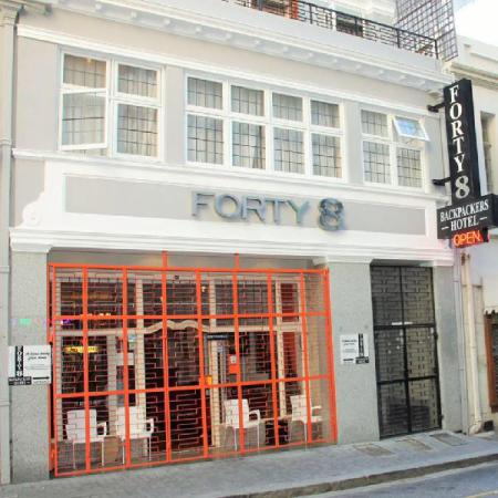 Forty 8 Backpackers Cape Town